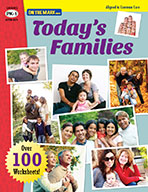 Today's Families Gr. PK-1 - Aligned to Common Core (eBook)