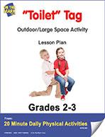 """Toilet"" Tag Lesson Plan (eLesson eBook)"