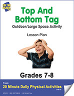 Top and Bottom Tag Lesson Plan (eLesson eBook)