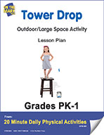 Tower Drop Lesson Plan (eLesson eBook)