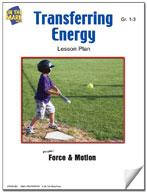 Transferring Energy Lesson Plan