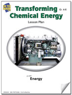 Transforming Chemical Energy Lesson Plan