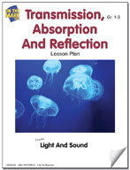 Transmission, Absorption and Reflection Lesson Plan