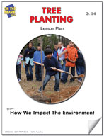 Tree Planting Lesson Plan