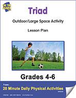 Triad Lesson Plan (eLesson eBook)