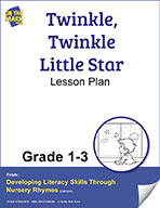 Twinkle, Twinkle Little Star Lesson Plan