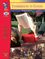 Underground to Canada Lit Link: Novel Study Guide