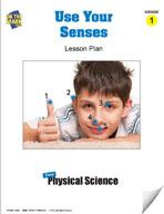 Use Your Senses Lesson Plan