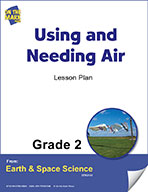 Using and Needing Air Gr. 2 (e-lesson plan)