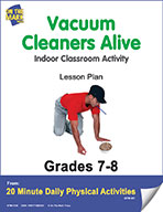 Vacuum Cleaners Alive Lesson Plan (eLesson eBook)