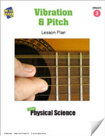 Vibration and Pitch Lesson Plan