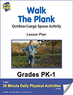 Walk The Plank Lesson Plan (eLesson eBook)