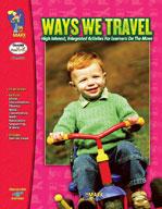 Ways We Travel (Enhanced eBook)