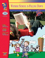Wayside School is Falling Down Lit Link [Novel Study Guide] Grades 4-6 (Enhanced eBook)