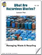 What are Hazardous Wastes?  Lesson Plan