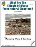 What are the Effects of Waste from Natural Disasters?  Lesson Plan
