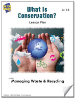 What is Conservation?  Lesson Plan