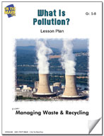 What is Pollution?  Lesson Plan