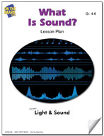 What is Sound?  Lesson Plan