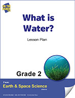 What is Water? Gr. 2  (e-lesson plan)