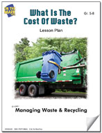 What is the Cost of Waste?  Lesson Plan