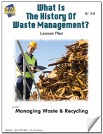 What is the History of Waste Management?  Lesson Plan