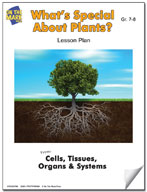 What's Special about Plants? Lesson Plan