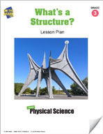 What's a Structure? Lesson Plan