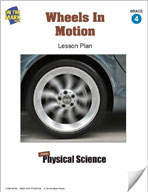 Wheels In Motion Lesson Plan