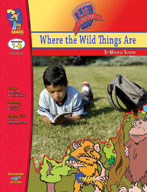 Where the Wild Things Are Lit Link Gr. 1-3: Novel Study Guide