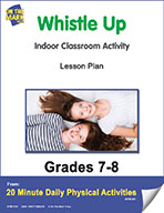 Whistle Up Lesson Plan (eLesson eBook)
