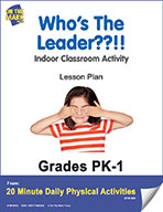 Who's The Leader??!!  Lesson Plan (eLesson eBook)