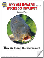 Why Are Invasive Species so Invasive?  Lesson Plan