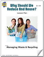 Why Should We Reduce and Reuse?  Lesson Plan