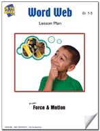 Word Web Lesson Plan