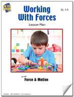 Working with Forces Lesson Plan