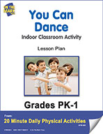 You Can Dance Lesson Plan (eLesson eBook)