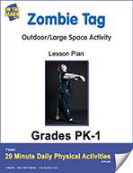 Zombie Tag Lesson Plan (eLesson eBook)