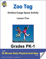 Zoo Tag Lesson Plan (eLesson eBook)