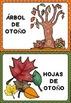 OTOÑO -TARJETAS DE VOCABULARIO-