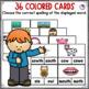 OU & OW Diphthong Clip Cards