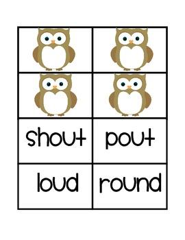 OU OW Don't pick the OWL