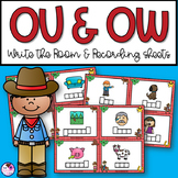 OU & OW Write the Room