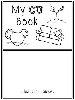 OU Phonics Book