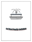 OU WORD FAMILY ACTIVITIES