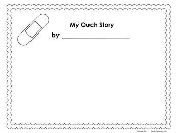 OU OW Diphthongs Bandage Word Sort