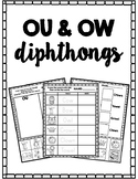 OU and OW Diphthongs