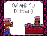 OU and OW PowerPoint (Diphthong)