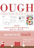 OUGH Phonogram Pack (Spalding Based)