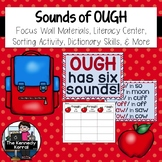 Word Work: Sounds of OUGH